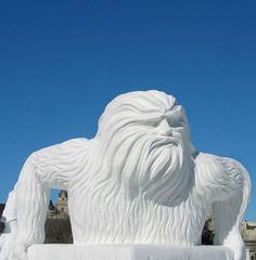 snow sculptures   Awesome snow sculptures - 53 Pics   Curious, Funny Photos / Pictures