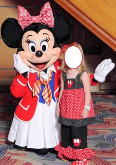 Disney Dress Outfit by MacMacDesigns on Etsy, $75.00  Seriously? I can make this myself for way less :) Maybe have her name monogrammed on it or applique it on there myself...