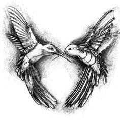 One of my favorite #drawing #art #sketch #hummingbird and #steampunk #hummingbird #heart #navajo #nativeamerican #MyFavoriteTattoos