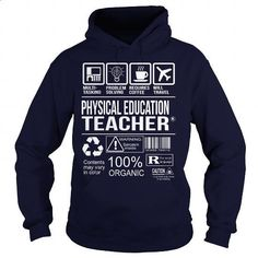 Awesome Tee For Physical Education Teacher - #pullover #business shirts. ORDER HERE => https://www.sunfrog.com/LifeStyle/Awesome-Tee-For-Physical-Education-Teacher-Navy-Blue-Hoodie.html?id=60505