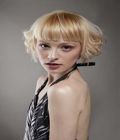 New Short Hairstyles 2014
