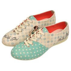 DOGO Oxford - pin up girl