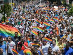 Gay Pride parade in NYC event information and pride parade route