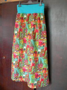 nespres tvoří: Sukně dlouhé Skirts, Crafts, Ideas, Fashion, Moda, Manualidades, Fashion Styles, Skirt