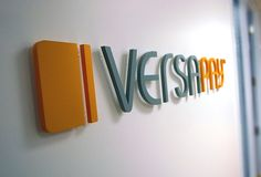 Custom Design Office Signs 3d corporate office signage ,VersaPay Corporation is a 100% Canadian owned and operated national financial transactions services provider