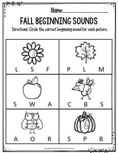 Printable worksheets covering lots of preschool skills. You'll find math & literacy worksheets and of course cutting and tracing practice too. Pre K Worksheets, Printable Preschool Worksheets, Free Kindergarten Worksheets, Free Printables, Preschool Writing, Numbers Preschool, Fall Preschool, Beginning Sounds Kindergarten, Beginning Sounds Worksheets