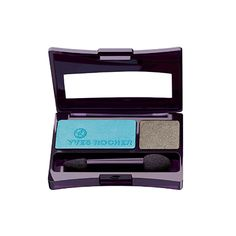 Intense Color Duo Eyeshadow Greige and turquoise #makeupdaysusa @Yves Bonis Rocher USA