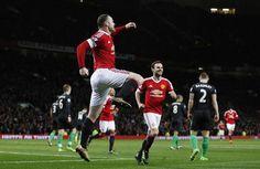 7 goals last 7 games.  Premier League goals 2016: Rooney (5) Arsenal (4)  @WayneRooney @ManchesterUnited by unitedgoal