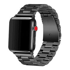 Apple Watch Band 42mm Premium Stainless Steel Metal Apple Watch Bands iWatch Bands Apple Watch Band Replacement for Apple Watch Series 1 Series 2 Series 3 Libra & Gemini (Black) #Apple #Watch #Band #Premium #Stainless #Steel #Metal #Bands #iWatch #Replacement #Series #Libra #Gemini #(Black)