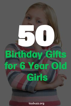 These 50+ Birthday Gifts for 6 Year Old Girls are gonna be amazing for our kids' birthday parties!! I can't believe you can see all of the coolest gifts for 6 year olds birthdays all in one place. 50 Birthday, 50th Birthday Gifts, Birthday Gifts For Women, Birthday Parties, Cool Gifts, Best Gifts, 6 Year Old, Milestone Birthdays, Our Kids