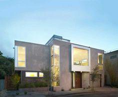 planos de casas contemporaneas- Casas y Fachadas
