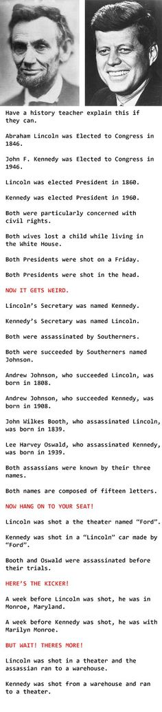 Mind blown!! Wish I could show my high school history teacher!!!