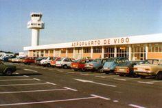 riadevigo.net Nuestro aeropuerto en 1978 (Foto: Jose Rodriguez)