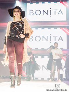 coole Herbstmode von Bonita auf der Modavision. #modavision #magdeburg #magmag #fashion #lifestyle #show #trend #style #bonita #alleecentermagdeburg