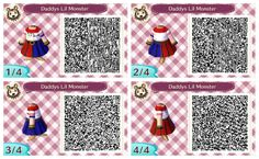 Animal Crossing New Leaf Blog • A dress requested by @adore-del ...