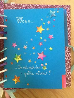If you want to reach for the stars - Diy Gifts For Brothers Ideen Birthday Present For Brother, Friend Birthday Gifts, Gifts For Brother, Birthday Presents, Birthday Cards, Birthday Balloons, Birthday Bash, Girls Party Decorations, Birthday Images