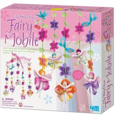 My Very Own FAIRY Mobile Making 4M Kit
