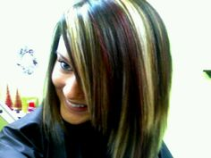 Hair Style, Red, Brown, Blonde, Fall Hair Colors, Pretty