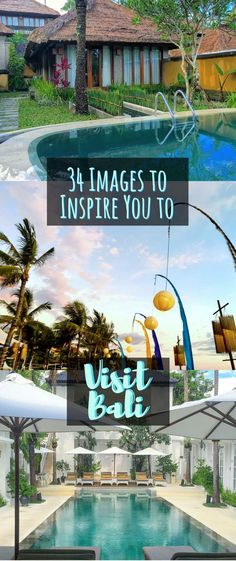 34 Images to Inspire You to Visit Bali. Bali Wanderlust. Photos of Bali. Get Lost With Jackie. Bali, Indonesia.