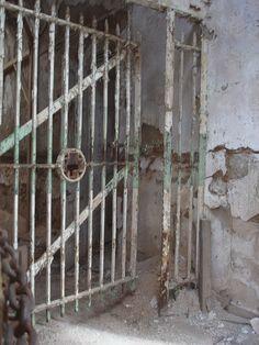 Infirmary door, Eastern State Penitentiary, Philadelphia, Pa