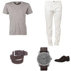 Marcel Floruss Outfit - #MarcelFlorus #TommyHilfigerTailored #SelectedHomme #Clarks #Suitableshop #Diesel - Clooy.nl