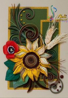Quilling by Neli 2014/3