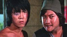 Yuen Biao and Sammo Hung