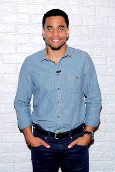 OK, We Really Need to Talk About How F*cking Hot Michael Ealy Is