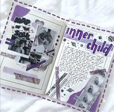 Creating A Bullet Journal, Bullet Journal Notes, Bullet Journal Lettering Ideas, Bullet Journal Aesthetic, Bullet Journal Writing, Bullet Journal School, Bullet Journal Spread, Bullet Journal Ideas Pages, Music Journal