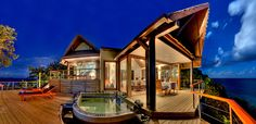 elegant west indian tropical exteriors - Google Search