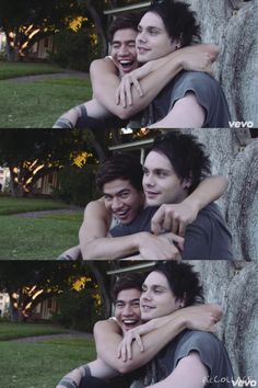 Calum Hood & Michael Clifford // She's Kinda Hot Behind the Scene