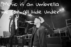 The Script Croke Park - Danny O'Donoghue quote <3