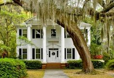 I would love a big old home, the history and beauty is what I love about them.