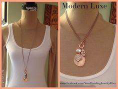 Modern Luxe www.facebook.com/YourDazzlingJewelryDiva
