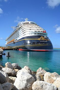 Brig and I are taking Colton and Caroline on the Disney Fantasy in October. I'm more excited then they are.