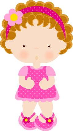 Photo shared on MeowChat Cute Images, Cute Pictures, Girls Clips, Kids Scrapbook, Cute Clipart, Bible For Kids, Cute Dolls, Cute Illustration, Paper Piecing