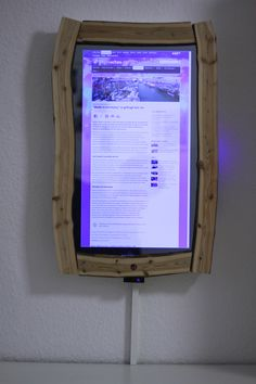 Magic Mirror 2.0 mit Gestensteuerung