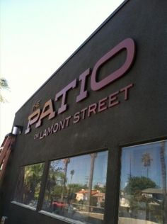 CHECK, PLEASE: The Patio - SD Food News - Fall-Winter 2012 - San Diego