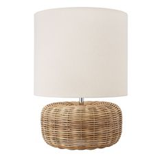 Weaver Table Lamp 48.5cm