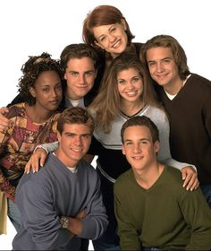 Boy Meets World is the best. It's on every morning 6-7:30 and you better believe I watch it.