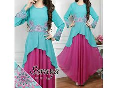 SORAYA DRESS Material cerutti Freesize. Fit M/L/XL  Pm/whatsapp +60143403410 www.facebook.com/gilashopdotmy www.myproductdeal.com  International delivery using EMS, DHL, CITYLINK, GDEX We accept payment through Paypal, Western union and Bank Transfer