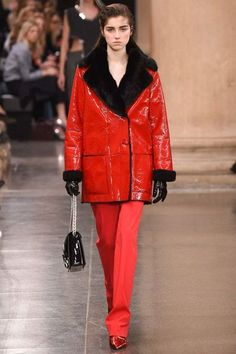 Autumn/Winter 2017 Colour Trend: Red | British Vogue