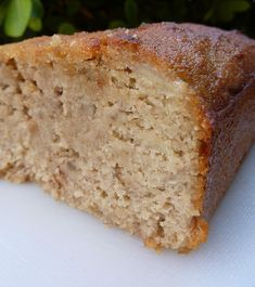 Paleo Banana Almond Bread - might be worth trying next weekend