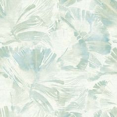Paradiso Aqua wallpaper by The Paper Partnership