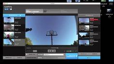 GoDamnPro.com  Tons of GoPro Hero shot videos. Tutorial sections also.