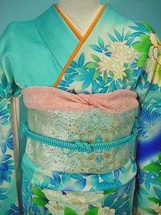 日本とマルチャンの夢 tradition kimono