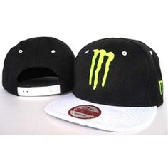 c574b6cc8e7ae Monster Energy Hat   Cap