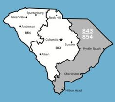 Hilton Head And Bluffton New Area Code | Advanced Integrated Controls