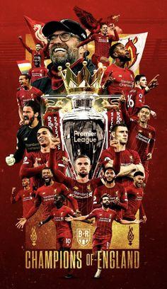 Liverpool Premier League, Premier League Champions, Liverpool Football Club, Champions Leauge, Liverpool Fc Wallpaper, Graphic Design Art, Counting, Sports, Marvel