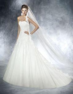 robe de mariée jafit